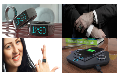 Anneau connecté Smart Ring