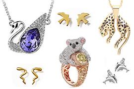bijoux animaux