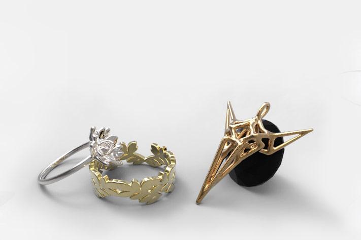 Bijoux en 3D
