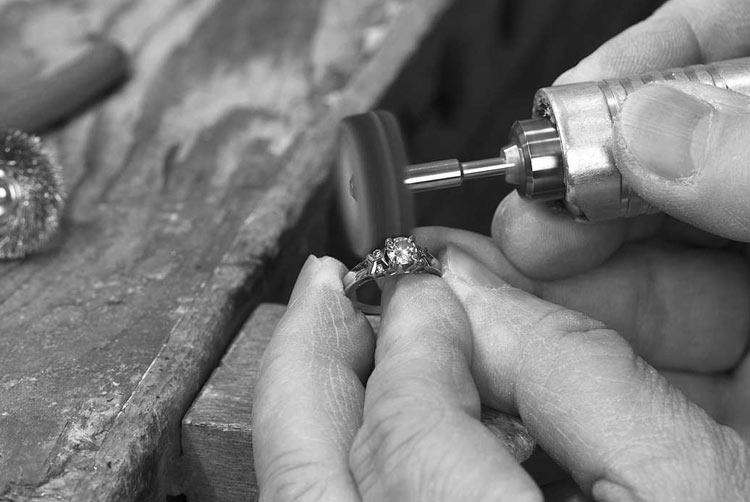 cout reparation bague or